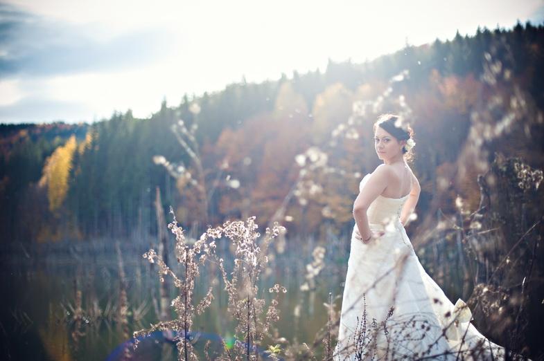 Irina & Andrei ședință foto nuntă