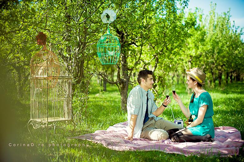 Roxana si Vlad – sedinta foto