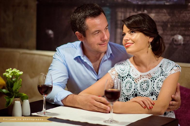 Sedinta foto logodna – Roxana si Ciprian