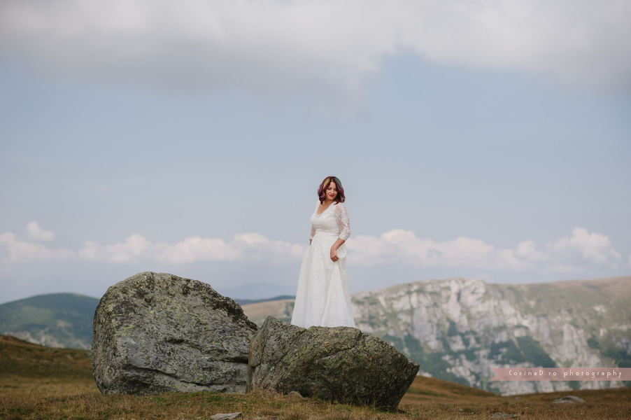 Raluca si Florin – sedinta foto Love the dress