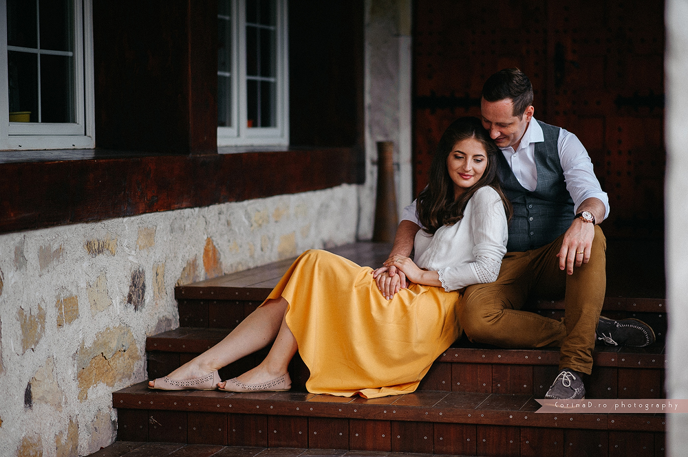 Prewedding photo session – Cristina and Lucian