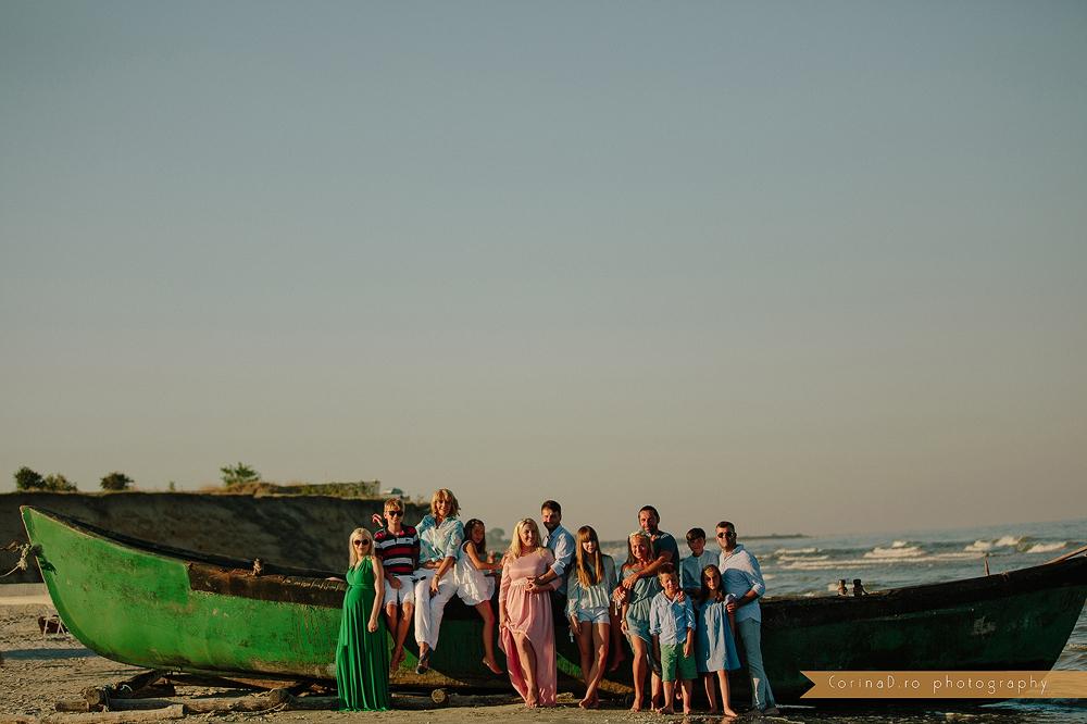 Sedinta foto – Plaja Corbu