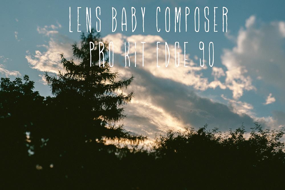 Lens Baby Composer PRO Kit Edge 80