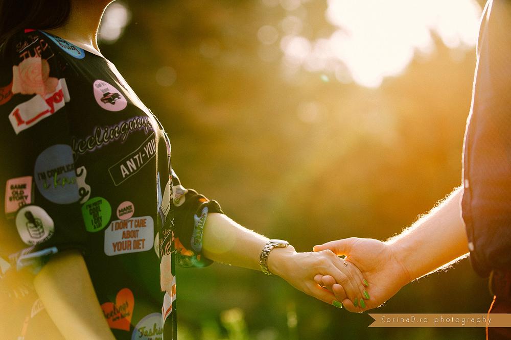 Engagement photo session – Iustina si iulian