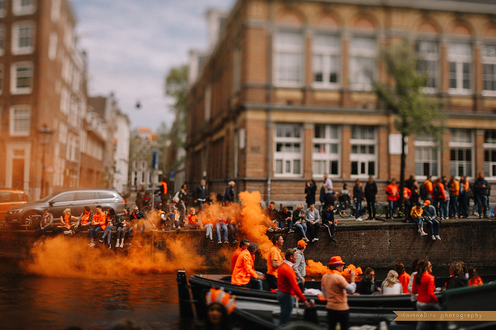 Part 2 – King's day Amsterdam