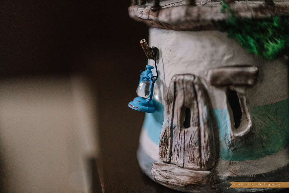Far Albastru – handmade