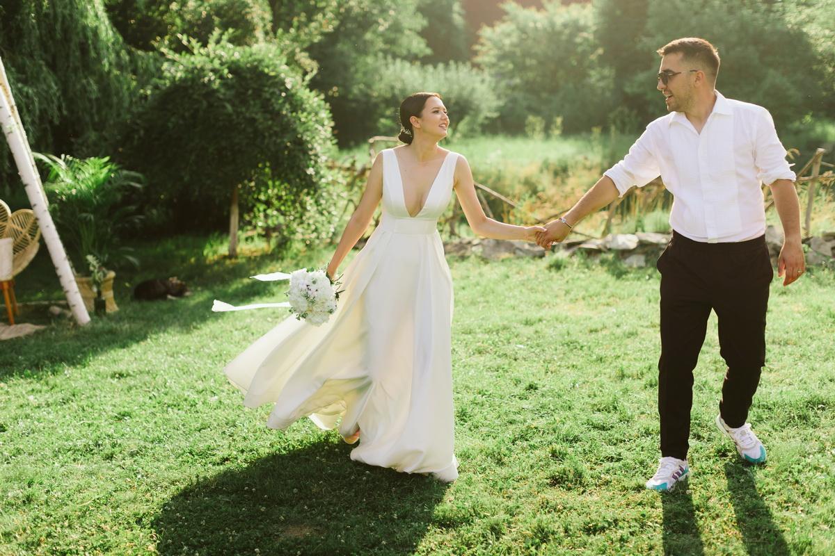 Ioana si Robert – nunta in aer liber